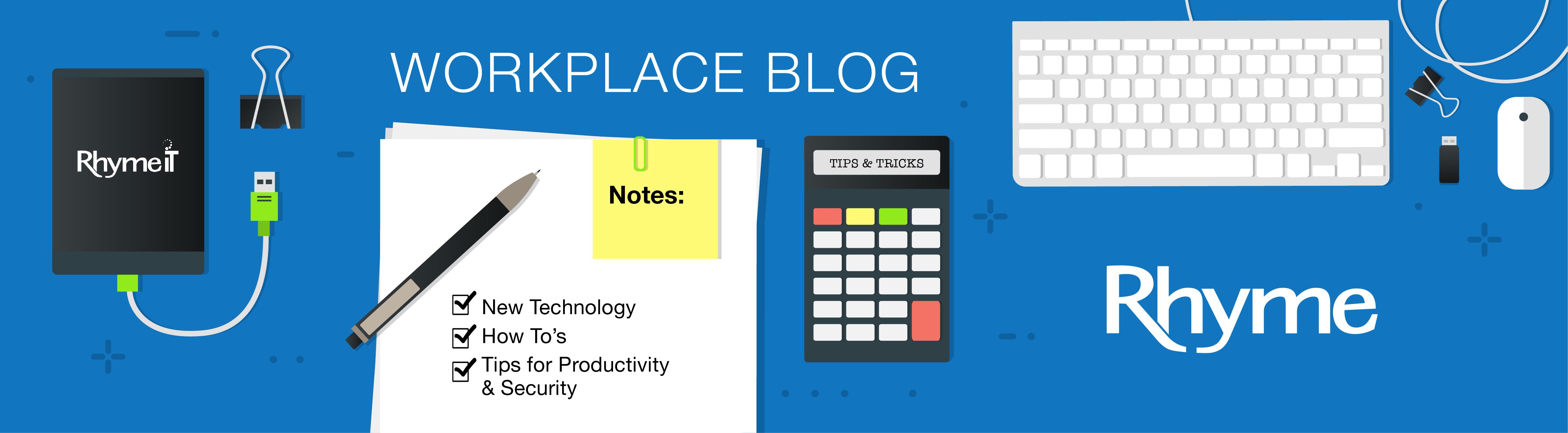 Rhyme Technology Blog