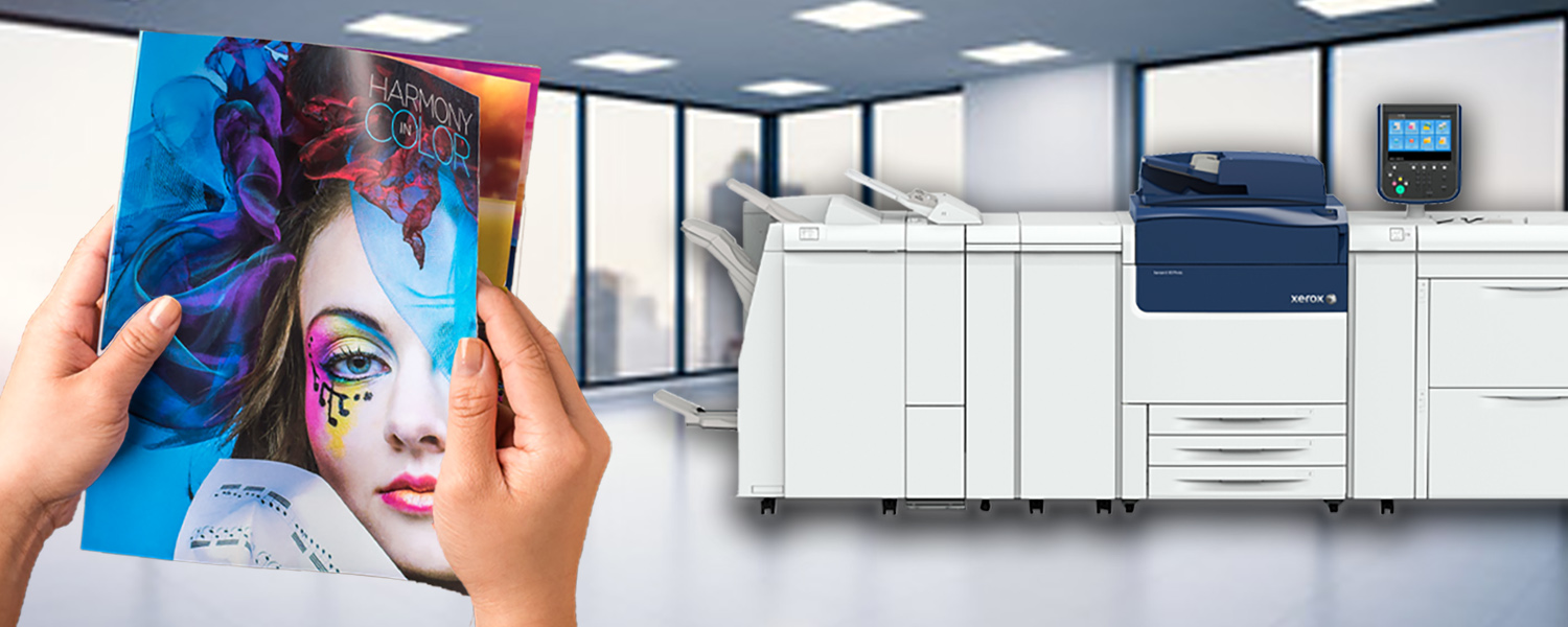Explore the Xerox® Family of Digital Printing Presses