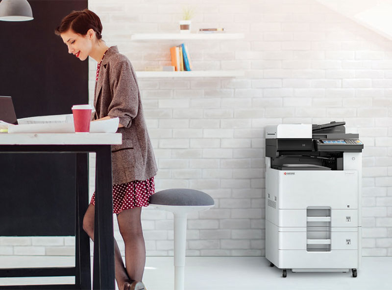 Kyocera MFP Devices
