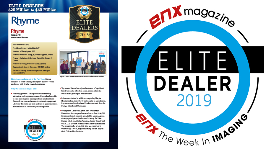 Elite Dealer Award