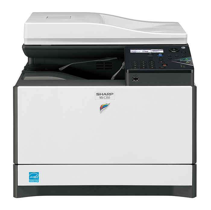 Sharp MX-C250/300W/300P/301W