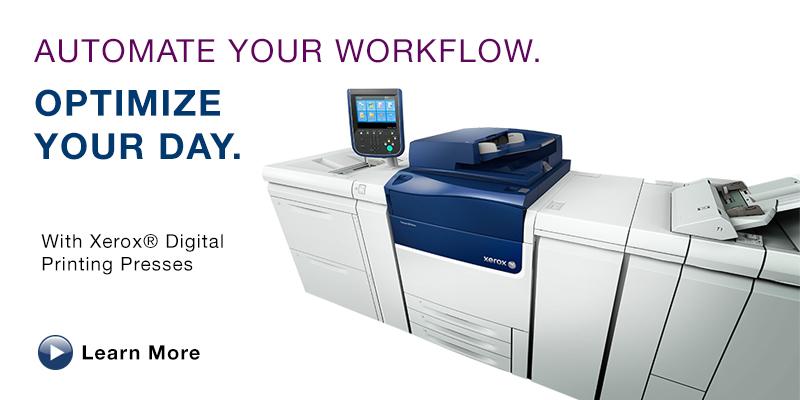 Xerox Presses