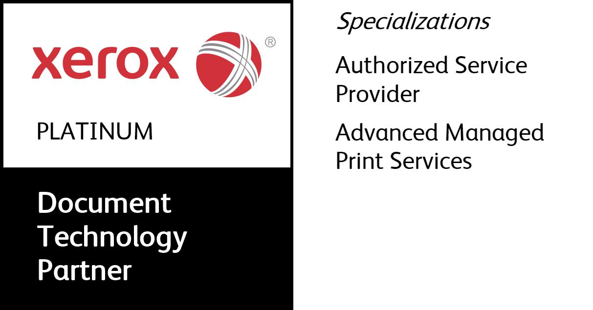Xerox Badge