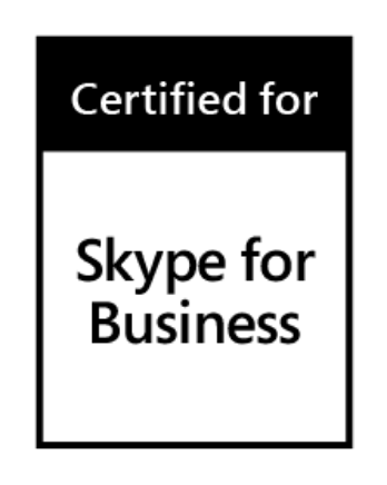 Skype for Business Certified